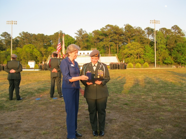 JROTC Leadership Awards