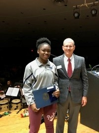 East Duplin HS Beaulaville, NC JROTC Leadership Award