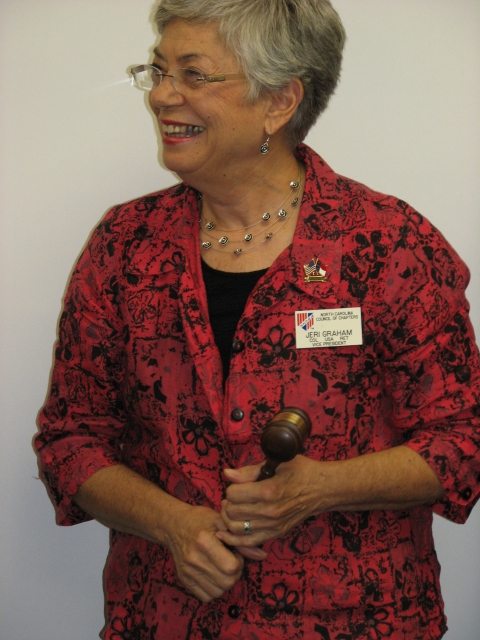 Jeri Graham, Past President 2006-2013